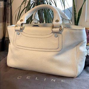 Celine Top handle bag